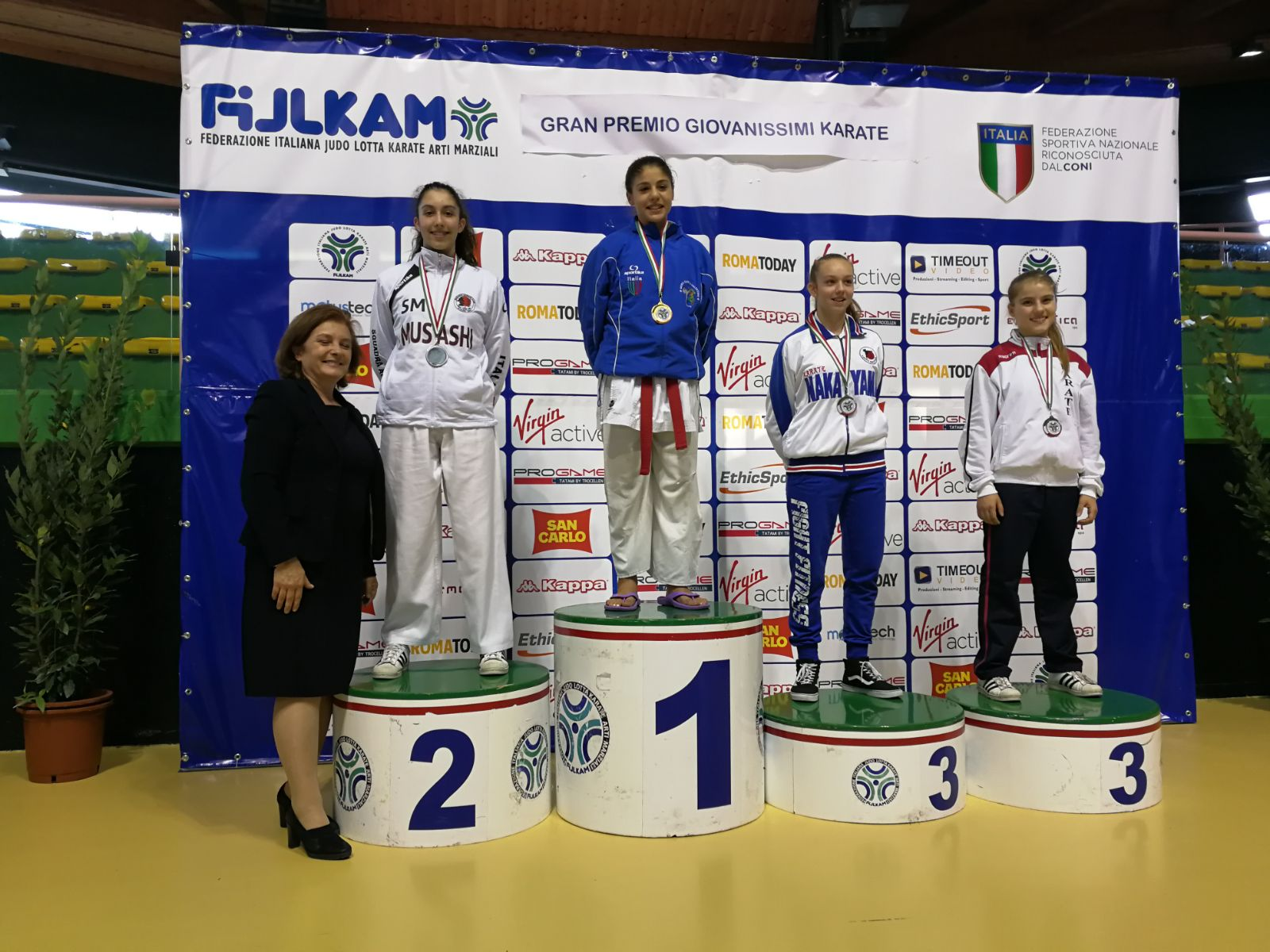 SILVIA MARCHESI 2° CLASSIFICATA